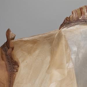 BioCouture jacket shoulder detail